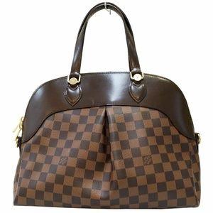 LOUIS VUITTON Damier Ebene Salvi Shoulder Bag